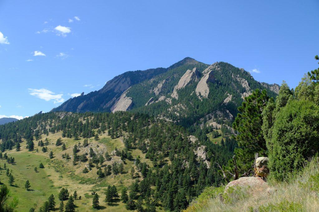 bear peak boulder