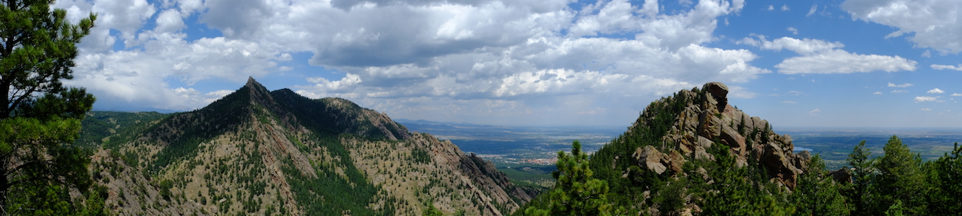best hikes in Boulder Colorado