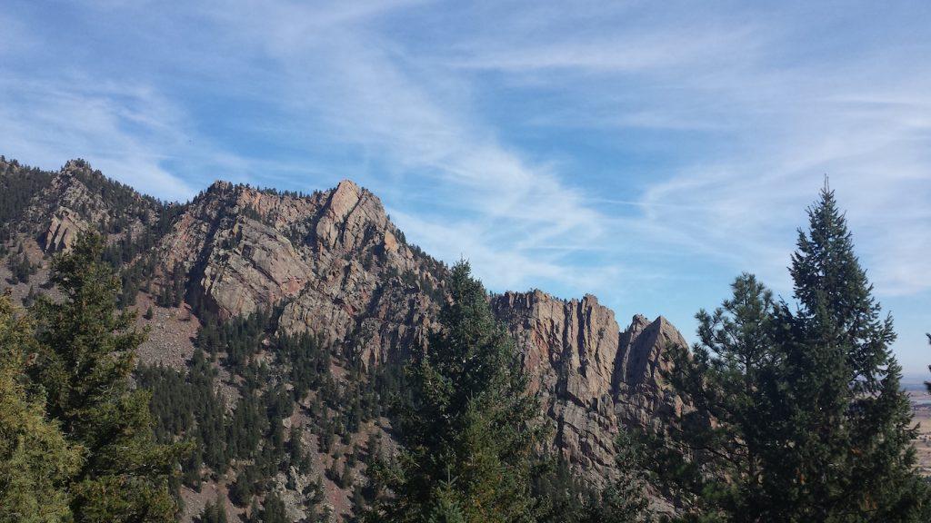 rattlesnake gulch hike eldorado canyon